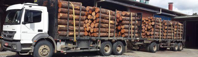 Pine Veneer Truck
